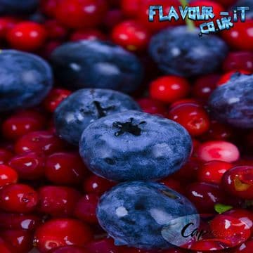 Capella Blueberry Pomegranate With Stevia Flavour Drops