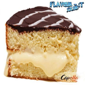 Capella Boston Cream Pie V2 Flavour Drops