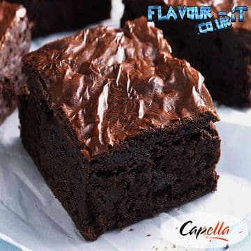 Capella Chocolate Fudge Brownie V2 Flavour Drops