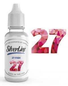 Capella SilverLine Flavor Drops 27 Fish