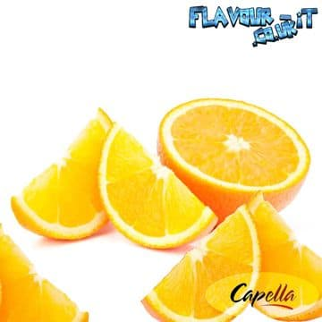 Capella Tangy Orange Flavour Drops