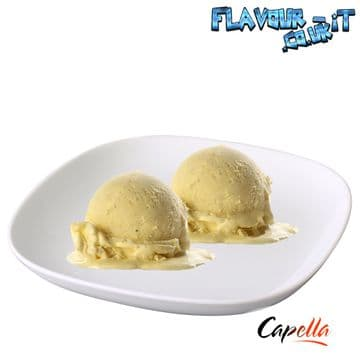 Capella Vanilla Bean Ice Cream Flavour Drops