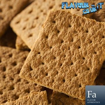 The Flavor Apprentice TFA Graham Cracker (Clear)