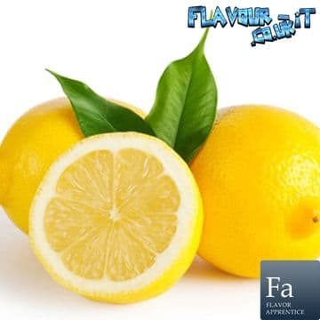 The Flavor Apprentice TFA Lemon