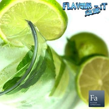The Flavor Apprentice TFA Mojito