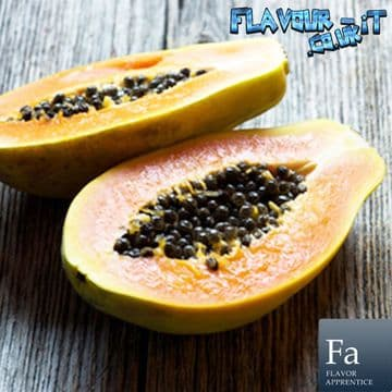 The Flavor Apprentice TFA Papaya