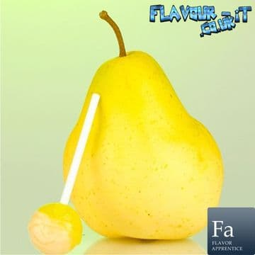 The Flavor Apprentice TFA Pear Candy