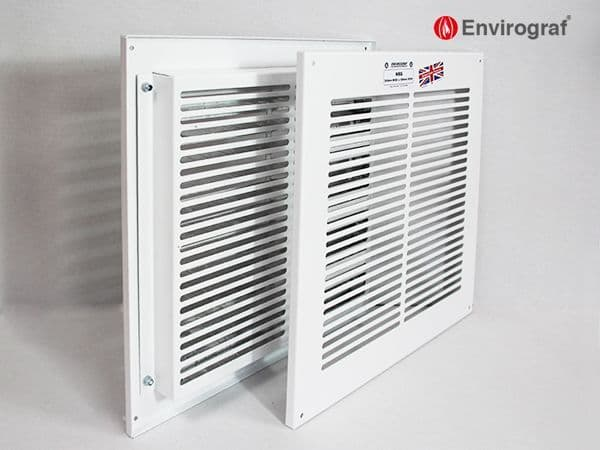 Fire Rated Grilles & Vents