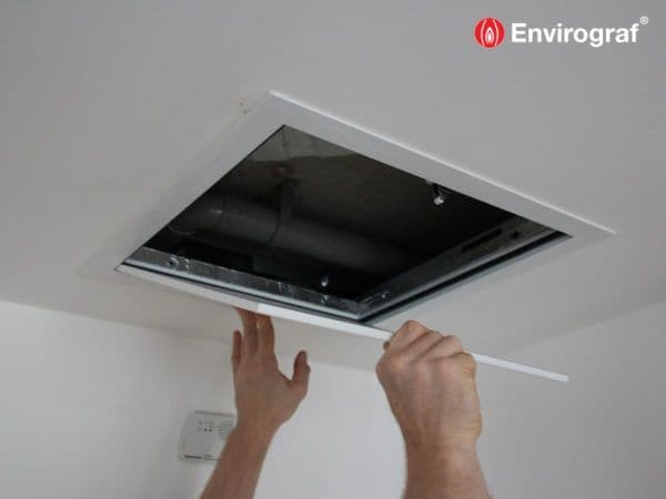 Fire Rated Inspection Hatch Access Panel