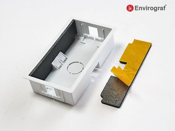 Fireproof Gaskets For Dry Lining Boxes