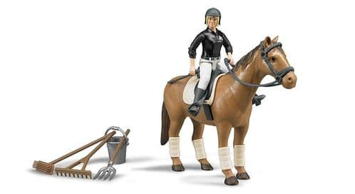 BRUDER Figure Set Riding