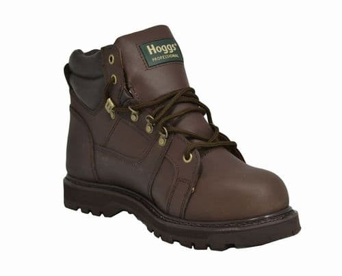 HOGGS of Fife Typhoon Leather Safety Work Boot