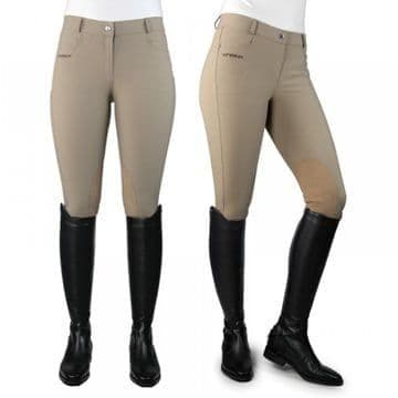 JOHN WHITAKER Horbury Classic Ladies Breeches Beige
