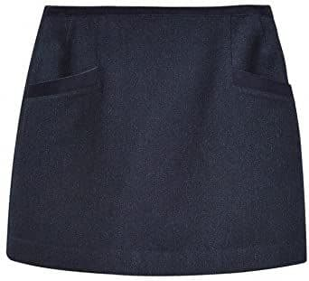 JOULES Carole Tweed Mini Skirt