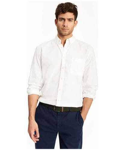 JOULES Laundered Oxford Shirt
