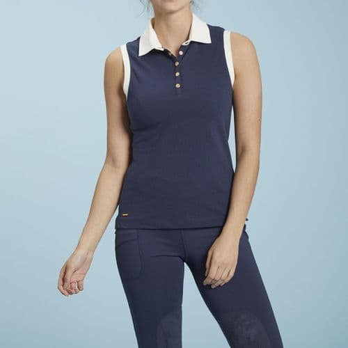 TOGGI Hinford Polo T-Shirt sleeveless fitted