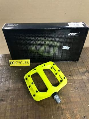 HT Pedals - PA03A - Neon Yellow
