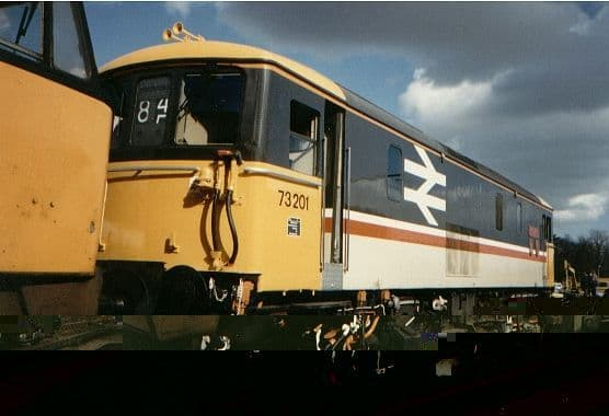 Class 73/1 and 73/2