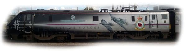 Class 91 Locomotives