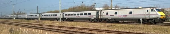 Class 91 & Mark 4 Coaches