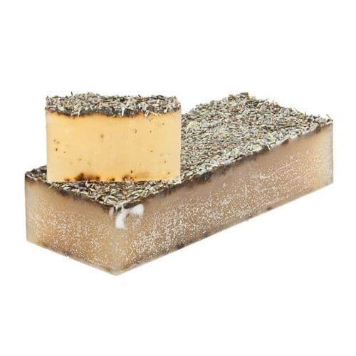 Organic Lavender Antiseptic And Gentle Soap Bar min 100g