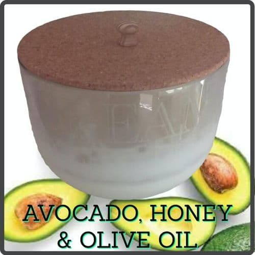 Avocado, Honey & Olive Oil Moisturiser