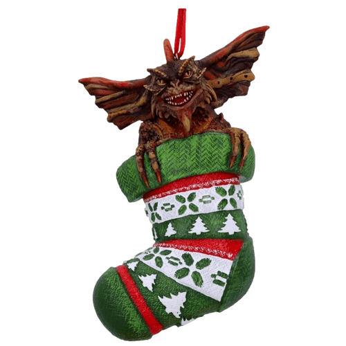 Gremlins Mohawk In Christmas Tree Stocking Ornament