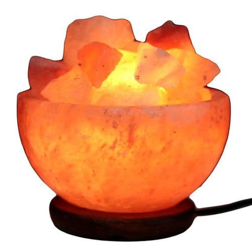 Himalayan Salt Fire Bowl & Chunks