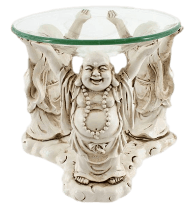 Laughing Buddha Wax Melter / Oil Burner
