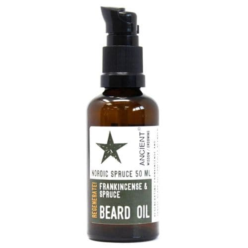 Nordic Spruce Regenerating Beard Oil – 50ml