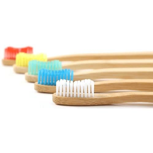 Organic Bamboo Adult Toothbrush