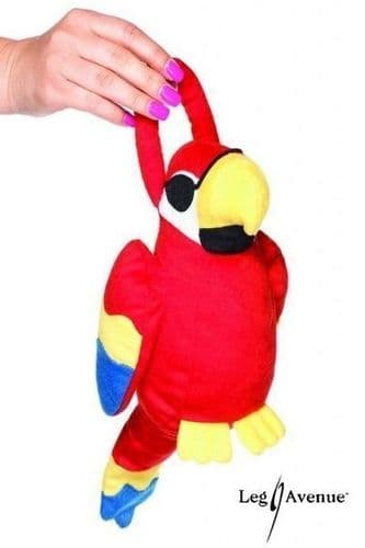 Pirate Polly Parrot Purse