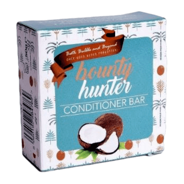 Solid Conditioner Bar For Heat Damaged Hair