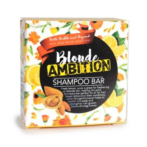 Solid Shampoo Bar For Blonde Hair