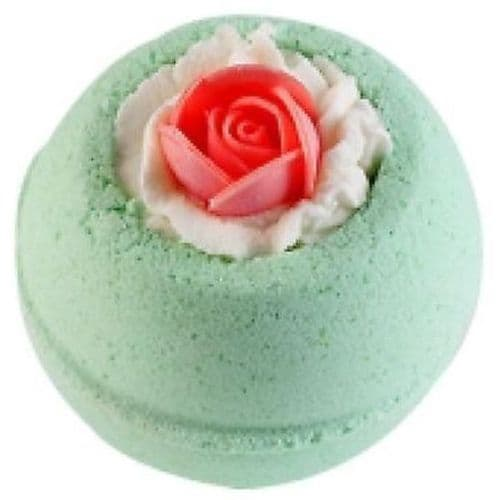 Vintage Rosehip Essential Oil Bath Bomb