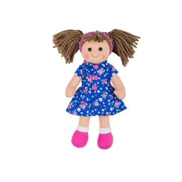 Bigjigs Small  Doll  - Hollie
