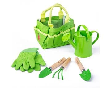 Bigjigs Tote Bag With Tools