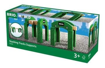 Brio - Stacking Track Supports