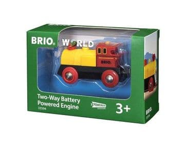 Brio - Two Way Battery Powered Train