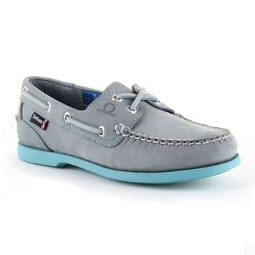 Chatham Pippa 11 G2 - Sky blue/ turquoise Deck Shoe
