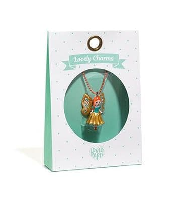 Djeco Butterfly  Necklace DD03805