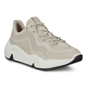 Ecco  203103 - Gravel -Chunky lace up sneaker