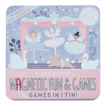 Floss And Rock Magnetic Fun And Games Enchanted 42P6313