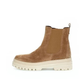Gabor Gazania - Lion Suede Chelsea Ankle Boot