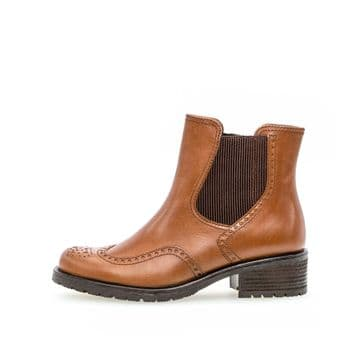 Gabor Imagine - Whisky Leather Ankle Boot
