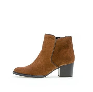 Gabor Robina-  Suede Ankle Boot