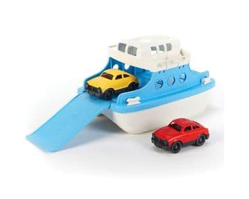 Green Toys- Ferry Boat with Cars