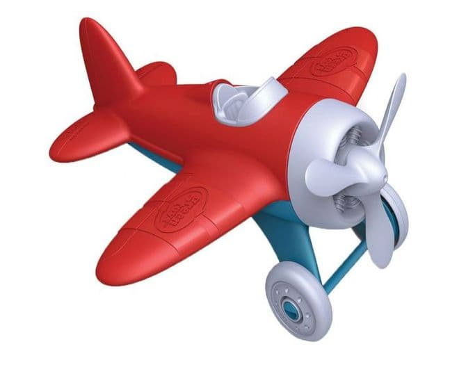 Green Toys - Red Wings Airplane