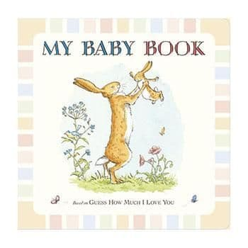 Guess How Much I Love You Baby Memory Book GH8026
