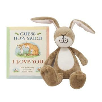 Guess How Much I Love You Book & Soft Toy